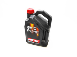 Моторное масло Motul 8100 X-Power SAE 10w60 5л фото